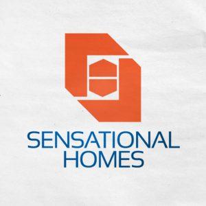 Sensational Homes Branding